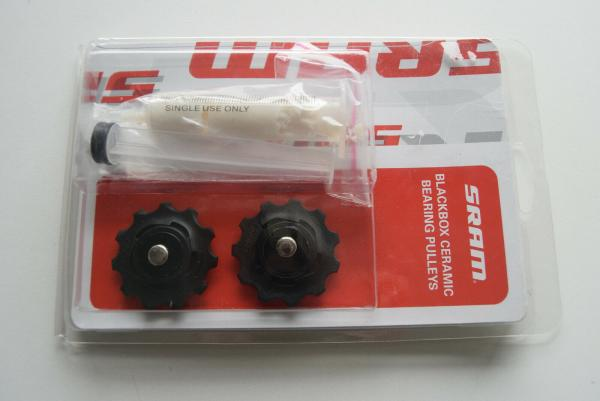Sram RED / RED 22 Schaltungsrädchen Aeroglide Blackbox Ceramic 10- / 11-fach