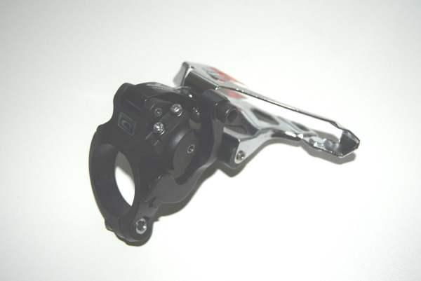 Shimano Deore XT FD-M786 Down Swing 2x10 34,9mm Schelle