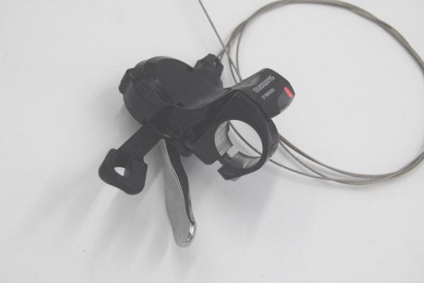 Shimano SL-R780 Flatbar Rapidfire Plus Schalthebel 2-fach schwarz