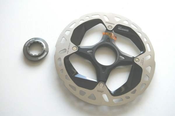 Shimano Bremsscheibe SM-RT900 S Center Lock für Dura Ace 160 mm