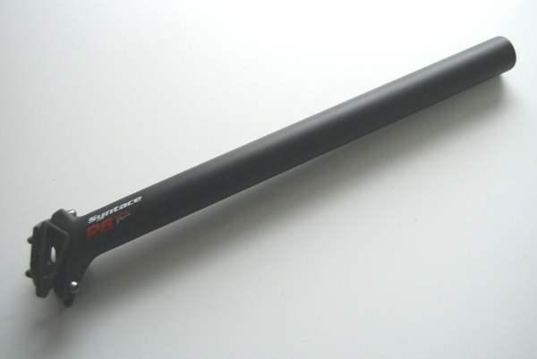 Syntace P6 Carbon HiFlex Sattelstütze matt finish 31,6mm 400mm