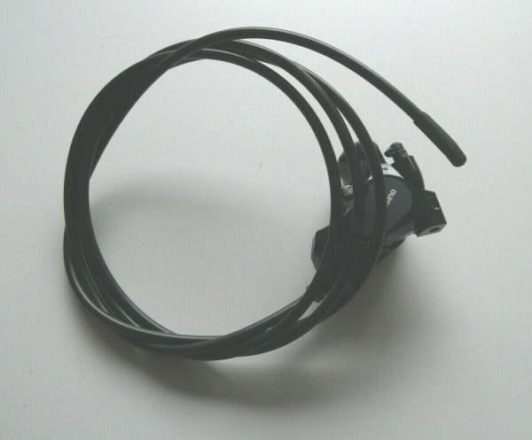Shimano 105 Bremskolben BR-RS505 mit ca. 1700 hyd. Bremsleitung
