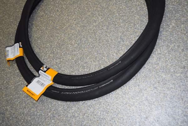 2 x Conti Sport Contact II Reifen 28 x 1.6 NEU