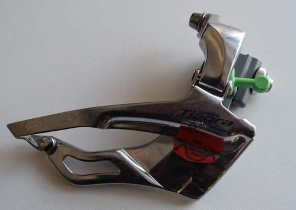 Shimano Tiagra Umwerfer FD-4603 3fach ANLÖT silber