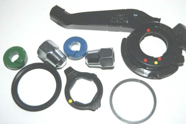 Shimano Alfine 8-Gang SG-S7000 Standard-Ausfallende 8R/8L CJ-S700 komplett
