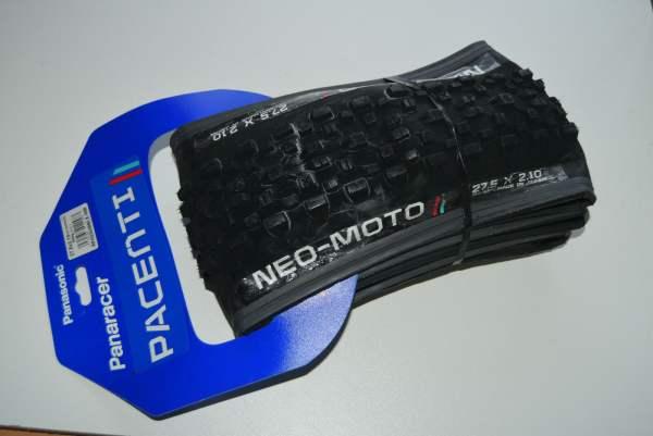 "Panaracer Pacenti Neo-Moto Faltreifen 54-584/650B - 27.5 x2.10"""