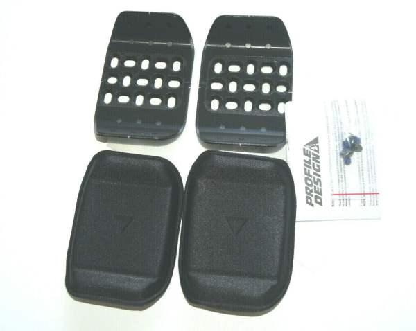 Profile Design F40 Aluminium Armrest Kit black
