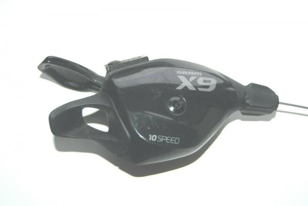 Sram X9 Trigger Schaltgriff 10-fach rechts ohne Schelle minimale Kratzer