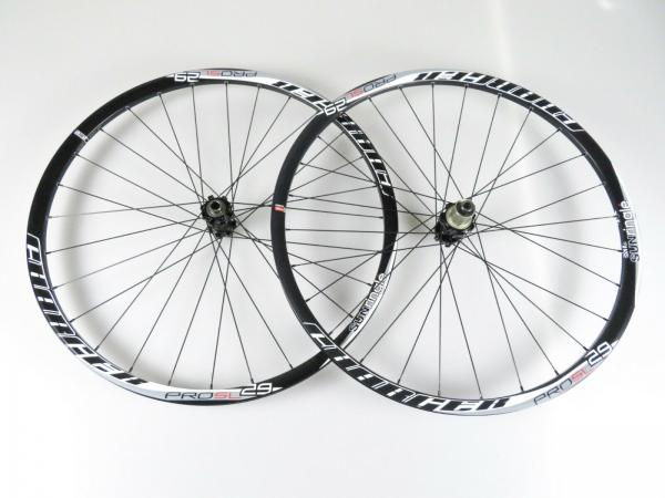 "Sun Ringle Charger Pro SL Disc 6-Loch 29"" Laufradsatz 142 x 12mm"