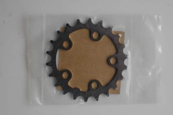 Shimano Kettenblatt für FC-M739, 22 Zähne silber