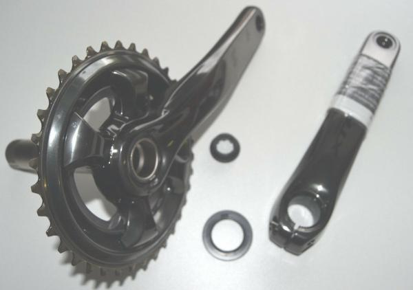 Shimano XTR Trail Kurbel FC-M9020-B 36-26 Hollowtech II BOOST 175mm