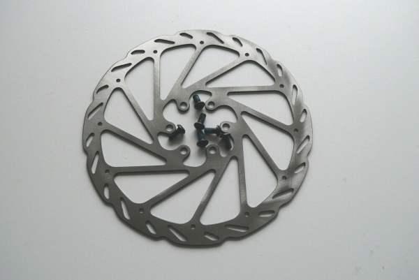 Avid Bremsscheibe G2CS 180mm mit Schrauben