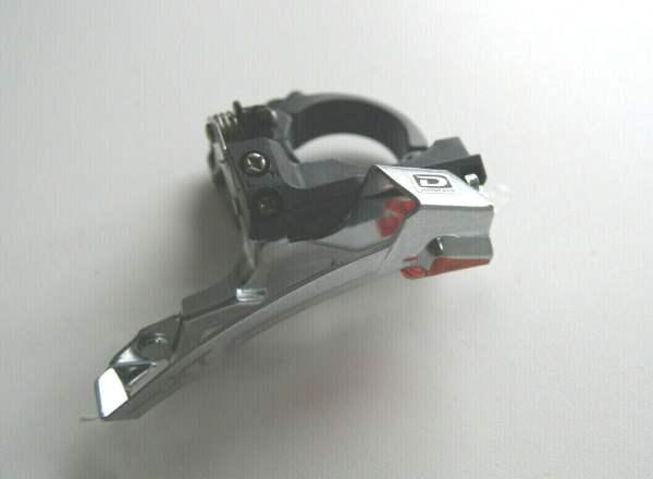 Shimano XT Umwerfer FD-M780A MTB Dynasys 3x10-fach Dual Pull schwarz 34,9mm