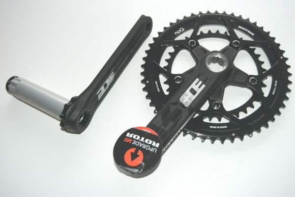 Rotor 3D+ Compact Kurbel 52-36 Z BB30 172,5mm