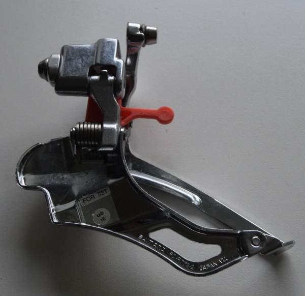 Shimano FD-R773 Umwerfer für 3x10 Anlöt bis 52 Zähne NEU