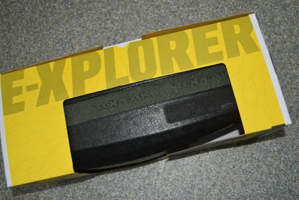 Topeak E-Xplorer TrunkBox für Fahrradakkus
