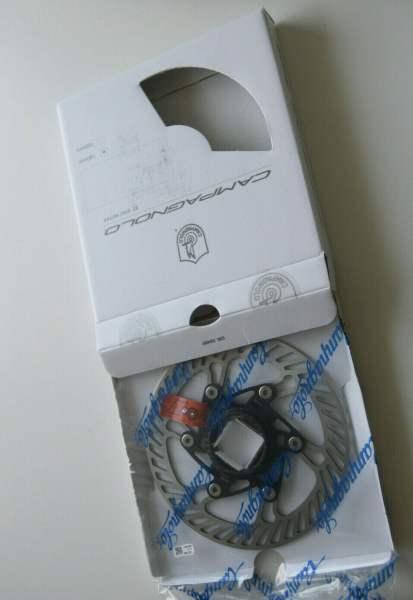 Campagnolo AFS Spider Disc Bremsscheibe 140mm