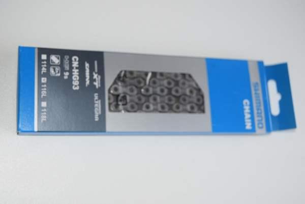 Shimano XT Kette CN-HG93 116GL NEU OVP