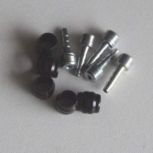 Magura Olive + Stützhülse für Magura hydraulische Bremsen wie Bild (5 Paar)