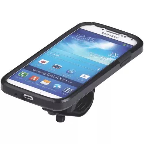 BBB Patron GS4 BSM-06 Fahrradhalterung für Samsung GS4 - schwarz