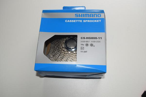 Shimano Kassette Zahnkranz CS-HG800 11-fach 11-34 HG-EV HG-X11 Ultegra CS-6800