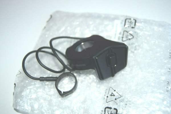 Shimano STePS Di2 SW-E6010 Schalter - rechts - schwarz