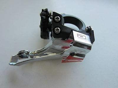 Shimano XT Umwerfer FD-M785 2x10fach 66-69° 34,9mm Schelle
