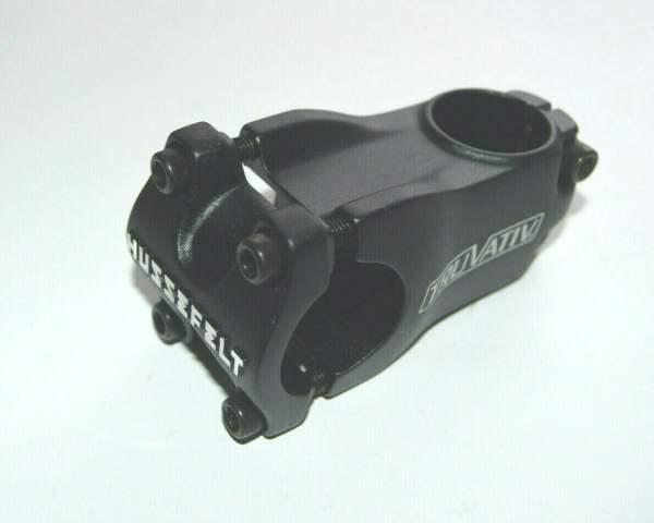 Truvativ Hussefelt Vorbau 31,8mm 60mm schwarz stem DH Freeride