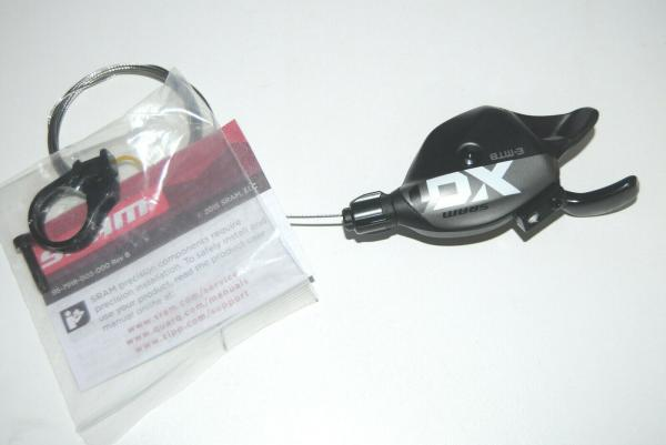 Sram X01 Eagle Single Click Trigger E-Bike Schalthebel mit Klemmschelle 12-fach