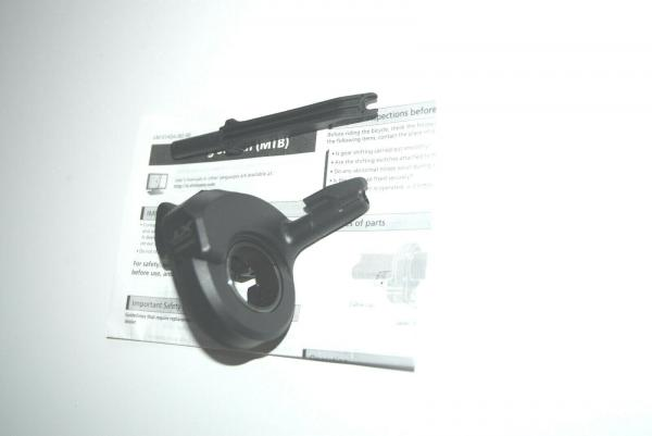 Shimano Deore XT Di2 SW-M8050 Schalter Schalthebel M8050 rechte Seite 11-fach