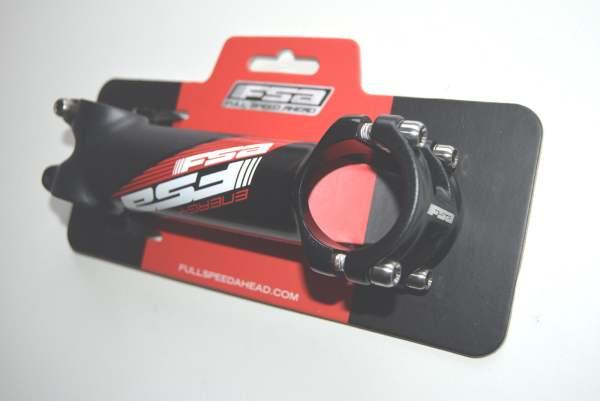 FSA OS-99 Energy Vorbau 1 1/8'' +/-6° 120mm schwarz-rot