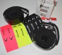 Astute Lenkerband DARK RACE schwarz/neonpink/neongelb