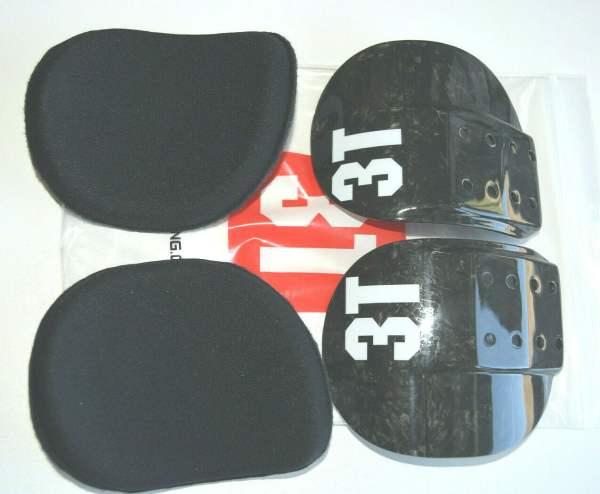 3T Comfort Kit Carbon Armauflagen für Lenkeraufsatz