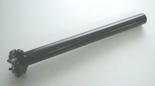 Cannondale C4 Sattelstütze 0mm Setback Aluminium 31,6mm 350mm 354g