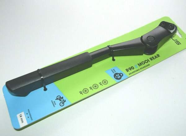 Ursus Mooi Rear R90 Hinterbauständer 26-28 Zoll schwarz 18mm