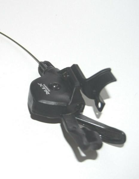 Shimano XTR SL-M9000-I Rapidfire Plus Schalthebel LINKS 2/3-fach - I-Spec II
