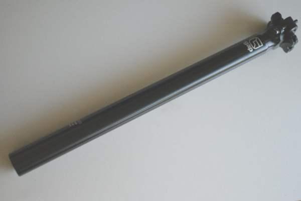 FSA GAP Sattelstütze SB0 31,6mm 420mm Aluminium schwarzglänzend