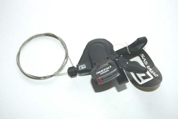 Shimano Deore SL-M591 Rapidfire Plus Schalthebel 10-fach rechts Seite