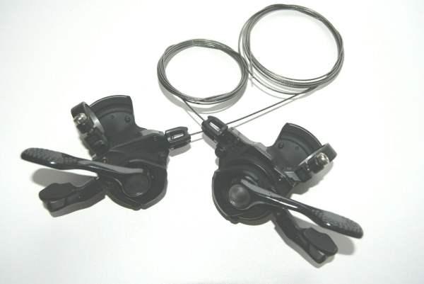 Shimano SL-M8000 Rapidfire Schalthebelpaar Deore XT 2/3 x 11 fach