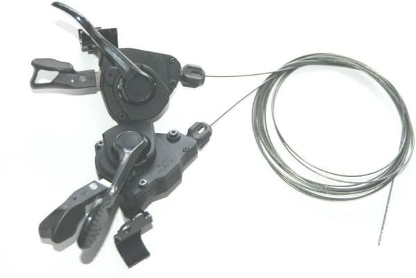 Shimano SL-RS700 I-Spec II 2x11-fach Flat Bar Schalthebel-Set
