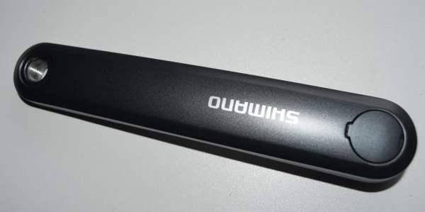 Shimano Kurbelarm für FC-E6000 Steps grau 175mm rechte Seite