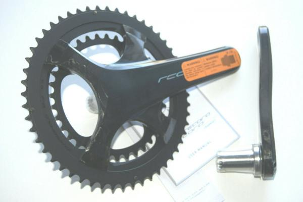Campagnolo Record 12s Kurbel 52-36 Zähne 2x12 fach 175 mm