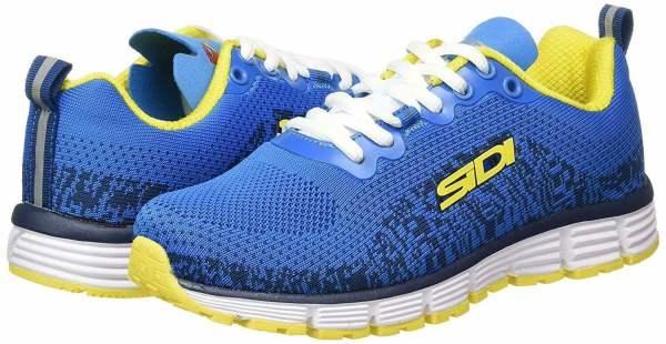 Sidi Schuhe Gossip blau-gelb Sneakers in Größe 39,40,44,45,46 und 48
