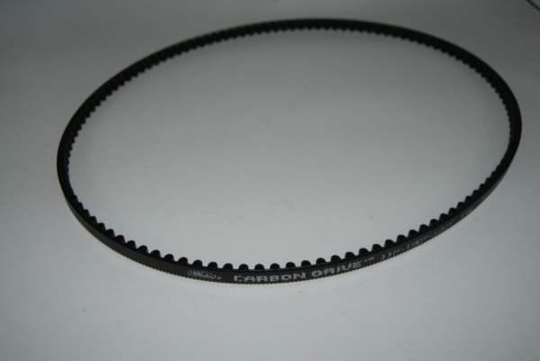 Gates Carbon Drive CDX, 120 Zähne, schwarz, Riemen 1320mm