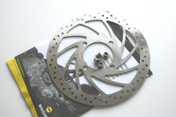 Magura Rohloff oder Stromer ST2 Bremsscheibe Ø 180 mm Disc mit Schrauben