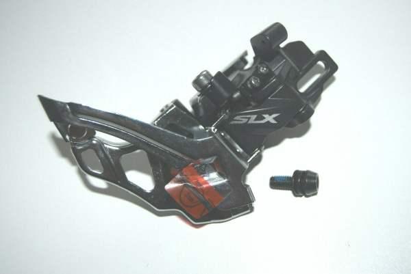 Shimano SLX Umwerfer FD-M676 direct mount 2x10 Top Swing