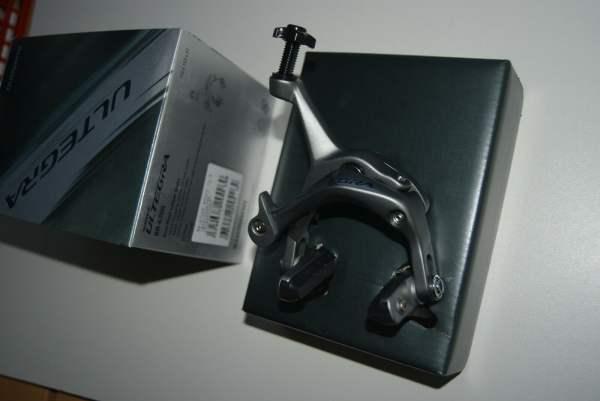 Shimano Ultegra BR-6700 Bremse Hinterrad mattsilber OVP